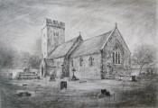 St. Cattwgs Church llanmaes