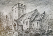 St. Curigs Porthkerry
