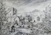 St. Mary's Church, Penmark